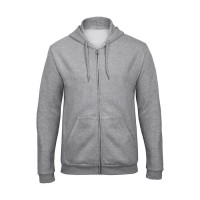 HOODED FULL ZIP SWEAT UNISEX