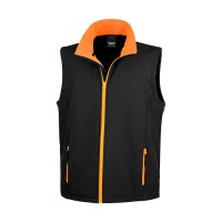 SOFT SHELL BODYWARMER R232M